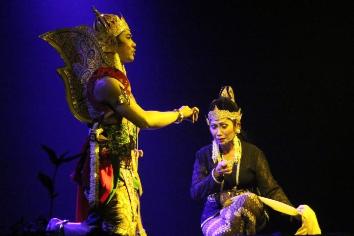 5 - pertemuan karna dan dewi kunthi