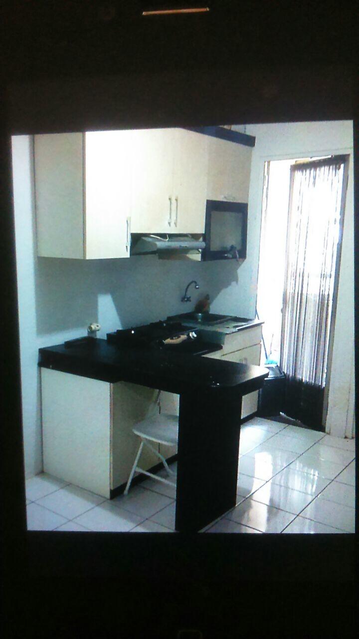 Disewakan apartemen kalibata city borneo tower religion for Kitchen set apartemen