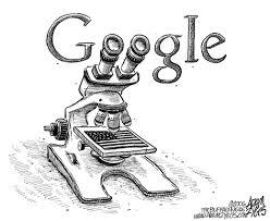 google cartoon