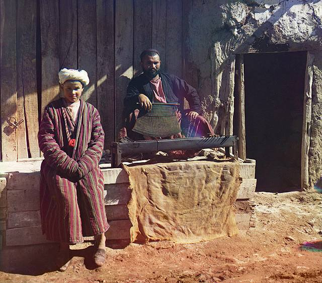 9-Kebab-house.-Samarkand-1911
