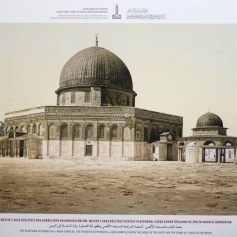 THE FLATFORM OF DOMES IN AL-AQSA COMPLEX 2