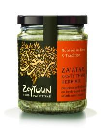 Campuran ramuan herbal khas Palestina